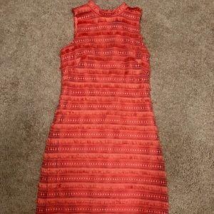 Beautiful Coral JCrew Dress